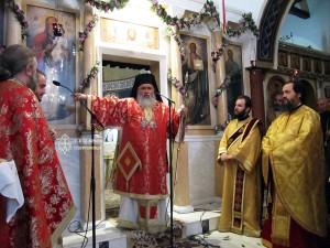 Όρθρος και Θεία Λειτουργία 2015