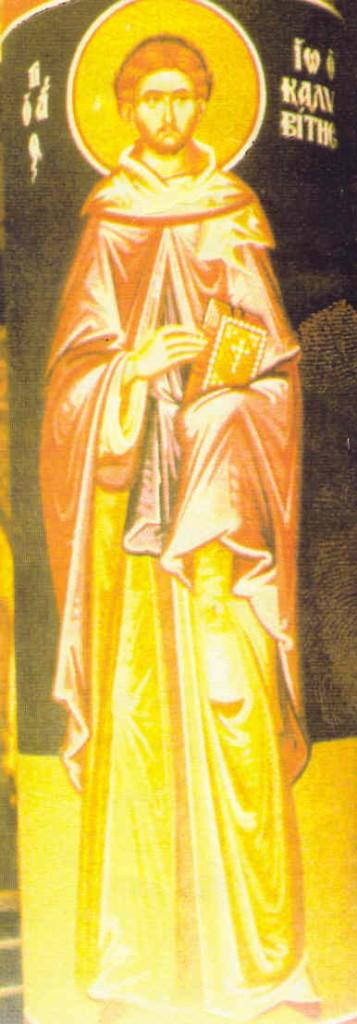 Ιωάννης Ο Καλυβίτης