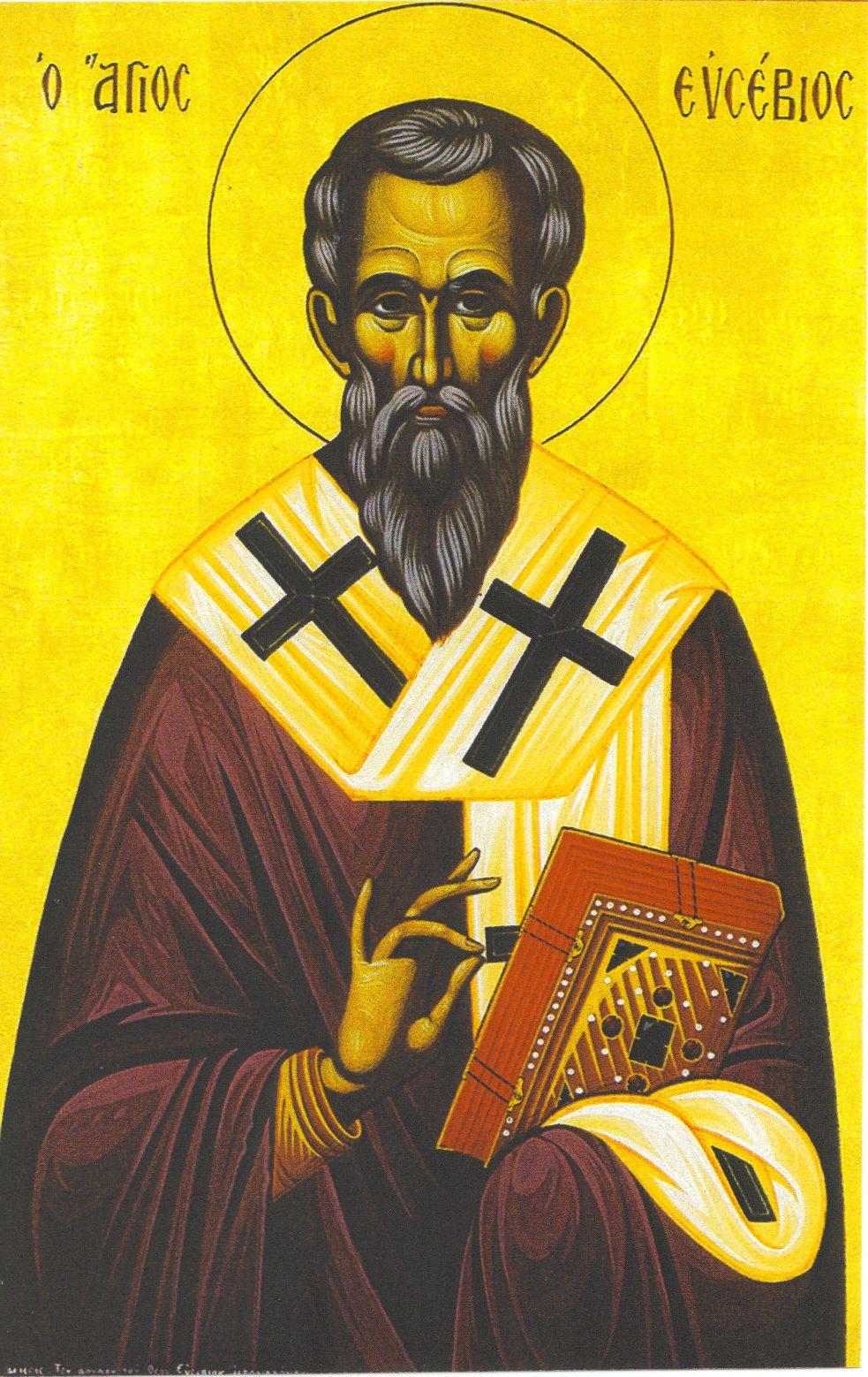 22 Ιουνίου μνήμη του Αγίου ιερομάρτυρος Ευσεβίου , επισκόπου Σαμοσάτων   naosagiasbarbaras.gr