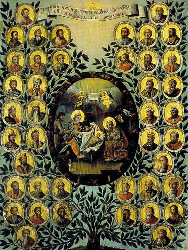 Αποτέλεσμα εικόνας για κυριακη προ της χριστου γεννησεως