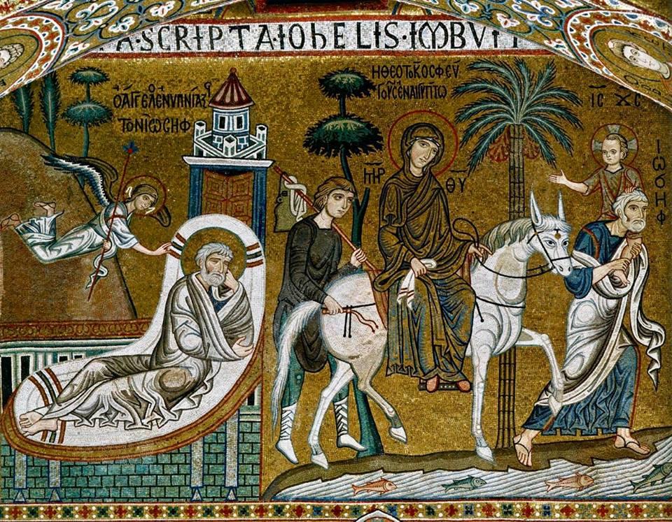 30 Δεκεμβρίου , Κυριακή μετά την Χριστού Γέννησιν , κατά την οποία άγεται η  μνήμη των Αγίων Ιωσήφ του Δικαίου Μνήστορος , Ιακώβου του υιού αυτού και  Αδελφοθέου , ως και του
